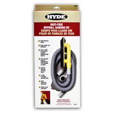 dust free drywall hand sanding kit