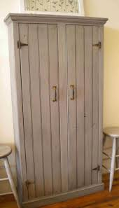 Pantry Cabinet: Single Door Pantry Cabinet with Ameriwood Single ...