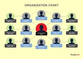 What Are The Different Types Of Organizational Charts Free Organizational Chart Templates Template Samples
