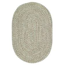 rugs sea glass spa oval outdoor braided rug 7x9
