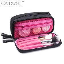 women cosmetic makeup brush bag purse small makeup bag lady storage brush organizer make up