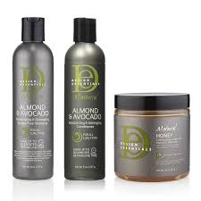 Design Essentials Natural Honey Curlforming Custard Amazon Com Design Essentials Hair Care Bundle With Almond