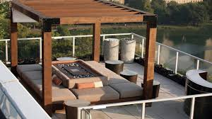 Awesome Apartment terrace design ideas | Rooftop Terrace Designs