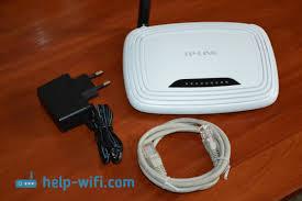 Настройка <b>Tp</b>-<b>link TL</b>-<b>WR741ND</b>. Подключение, настройка Wi-Fi ...