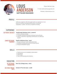 ... Crafty Design Resume With Picture 1 Professional Resume Templates