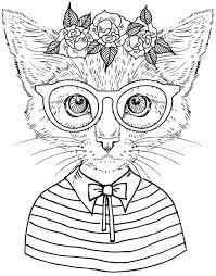 Small Picture Best Coloring Books for Cat Lovers Coloring books Cat and Books