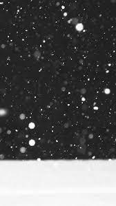 iphone bgs black white snow fall bokeh 5 wallpaper