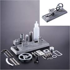 stirling engine motor metal model assembled children s gifts diy toys