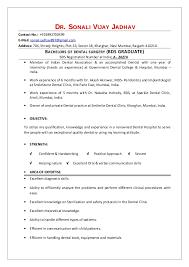 Dr Sonali Resumedoc Aug 40 Mesmerizing Resumedoc