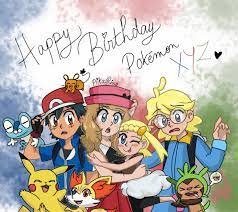 Happy Birthday Pokemon xyz by Pikarinaa on DeviantArt