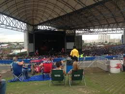 North Island Credit Union Amphitheatre Seating Chart Lawn Seat View Picture Of The Midflorida Credit Union