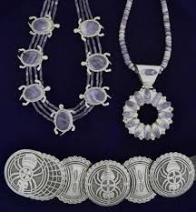 art jewelry by traditional hands