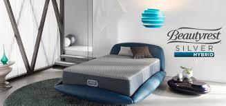 simmons hybrid mattress. simmons beautyrest silver hybrid mattress collection. beautyrestsilverhybrid_sleepcity