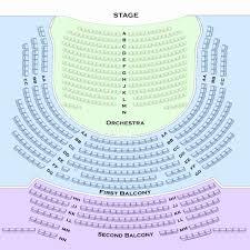 Rialto Theatre Seating Chart Www Bedowntowndaytona Com
