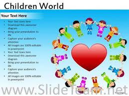 Download Love Children Powerpoint Ppt Templates Powerpoint