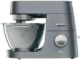 Robot De Cuisine Multifonctions 46 L Kenwood Chef Titanium Kvc 7300