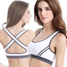 Sports lingerie women run together to shape <b>sexy back yoga bra</b> ...