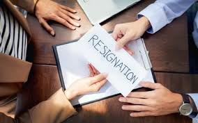 Resignation Template Resignation Letter Example For A New Job Opportunity