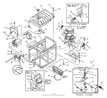 wiring diagram diagram and parts list for generac generatorparts briggs and stratton power products 9801 4 10 000 exl parts diagram wiring diagram diagram and parts list for generac generatorparts