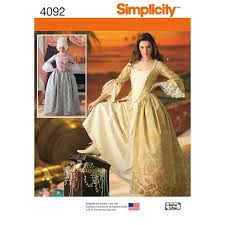 Simplicity Patterns Costumes New Simplicity Pattern 48 Misses' Costumes