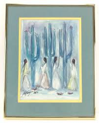 ted degrazia paintings artwork for ted degrazia art value guide