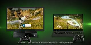 xbox one multiplayer game streaming