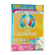 Panini UEFA Euro 2020 Tournament Edition Sticker Collection