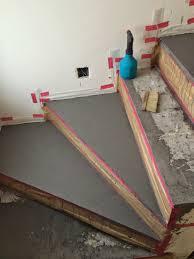 Sanieren und abdichten von treppen mit steinteppich,marmor durch m+t polyester perfekt wasserdicht. Beton Cire Oberflachen In Beton Look Betontreppe Beschichten Beschichtung In Betonoptik Mit Besser Bauen Beton Cire Betontreppe Treppendesign Treppe Sanieren