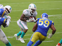 Dolphins place Myles Gaskin on injured reserve, search for starting  tailback amid banged-up backups - South Florida Sun Sentinel - South  Florida Sun-Sentinel