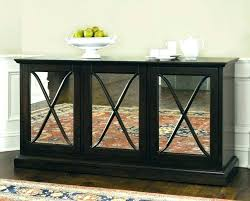 credenza with glass doors glass door credenza buffet cabinets with glass doors front sideboard credenza with sliding glass doors