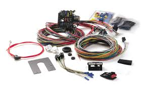 painless performance harness in 39 ford 10101