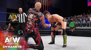 AEW DYNAMITE HOMECOMING | DID DUSTIN RHODES GET HIS RETRIBUTION AGAINST  SAMMY GUEVARA? - YouTube