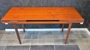 vintage console table. Vintage Scandinavian Teak Console Table 3. Previous