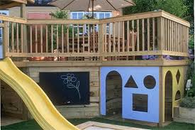 Deck Designs With Storage Underneath How To Use Your Under Deck Patio Salter Spiral Stair