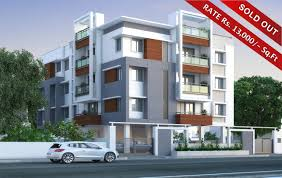 Modern Residential Buildings Elevation Gallery - Modern apartment building elevations