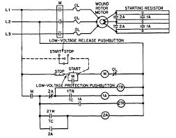 phase electric motor wiring typical wound rotor motor starter wiring diagram westinghouse electric