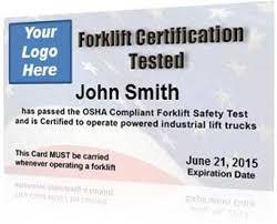 Forklift Certification Kit Get Your Employees Forklift