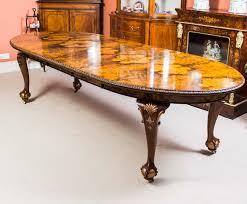 antique queen anne dining room set. antique queen anne dining room set