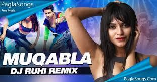 muqabla remix dj ruhi song