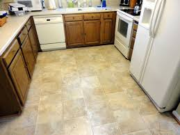 Uneven Kitchen Floor Laying Laminate Wood Flooring Over Linoleum All About Flooring