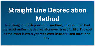 Straight Line Method For Depreciation Straight Line Depreciation Method Formula Calculation Top Examples