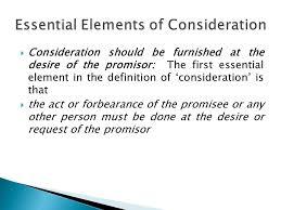 Contract Essential Elements | Nfcnbarroom.com