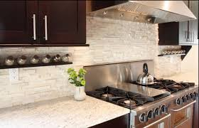 Wood Stove Backsplash Gorgeous Kitchen Awesome Tile Backsplash Texture With Stainless Steel Wall