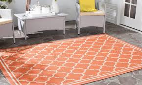 tips on ing outdoor rugs large orange outdoor rug