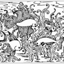 Small Picture Fish Coloring Pages For Adults Give The Best Coloring Pages Gif Page