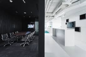 Construction Company Office Design Office Of Rd Construction Company Ind Architects