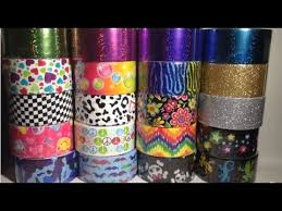 Duct Tape Patterns Amazing 48 NEW Duct Tape Patterns YouTube