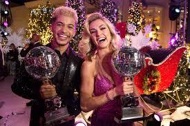 DWTS Season 25 Winner: Jordan Fisher Crowned Mirrorball Champ ...