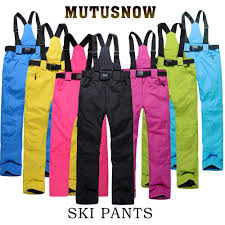 <b>Ski</b> Pants Kids Brands Boys And <b>Girls 2019 New</b> Outdoor Sports ...