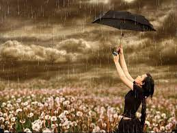 Cute-Girl-In-Rain-HQ-Background-Wallpapers